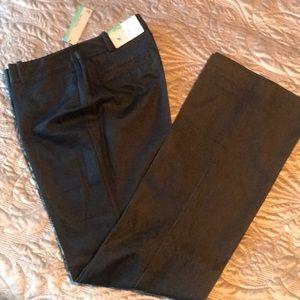 New Worthington Indigo Curvy Fit Pants SZ 8T